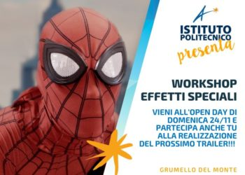 workshop effetti speciali