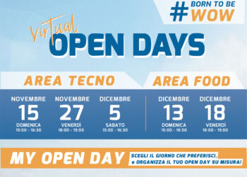 news sito virtual open days