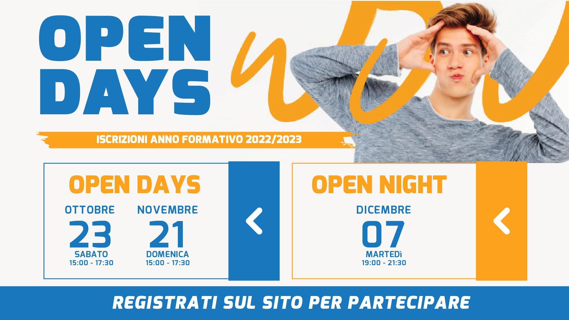slider sito open day Istituto Politecnico Tavola disegno